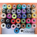 100% Spun Polyester Sewing Thread for Stitching (42s/2)