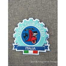 Custom Fashionable Embroidery Patches for Clothes
