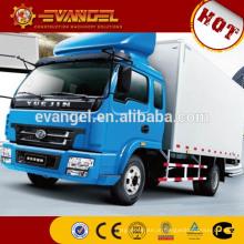 Caminhões pequenos da carga do tipo de IVECO do camião de 3 toneladas para a venda dimensões do caminhão da carga de 10t