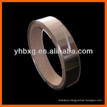 316L stainless steel binding band for wing seal