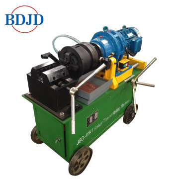Rebar Mechanical Splicing Rib Stripping and Threading Rolling Machine