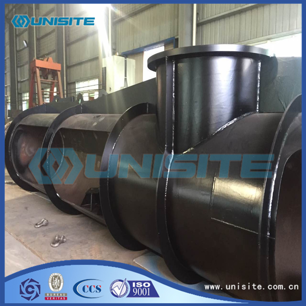 Dredge Loading Steel Box Price