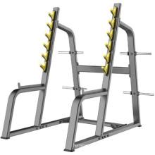 Equipo de la aptitud comercial Gym Squat Rack