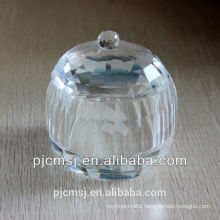 Beautiful Crystal Jewellery Box For wedding decoration or gifts