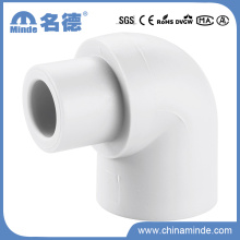 PPR Elbow 90 Adaptation extérieure interne pour les matériaux de construction