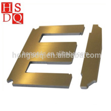 High Uniform Color EI Lamination Silicon Steel Sheet Of Transformer