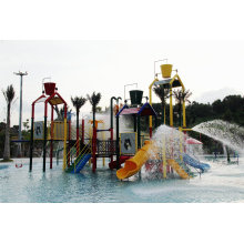 Oem Outdoor Commercial Kids Aqua Park Equipment Water Slides Play Structure For Adults