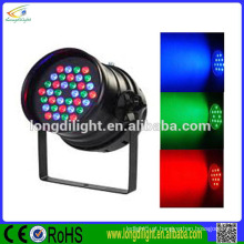 DMX RGB LED Par 64 Can 36 luz par