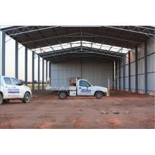 Atelier en acier structuré en métal (SSW-659)