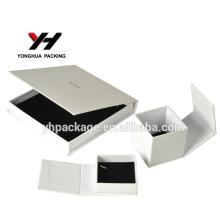 2018 Compact Custom Pure Colour Jewelry Paper Box