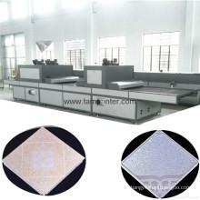 Machine de séchage UV d'effet de flocon de neige de TM -UV 10m