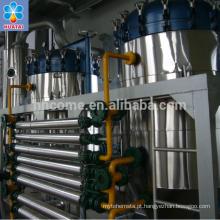 Equipamentos vendidos no exterior máquina de refino de óleo de soja em 2018