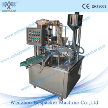 Máquina automática de sellado de vasos para agua con ce