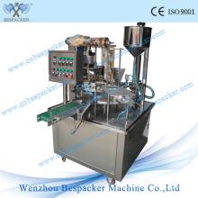 Máquina automática da selagem do copo do líquido para a água com ce