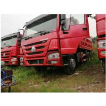 Sinotruk HOWO 20cbm 10-Wheel Mining Dump Truck
