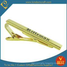 2015 Hot Sale Custom Metal Tie Clip for Gift (Supply free artwork design)