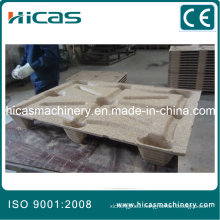 Hicas Compressed Wood Pallet Production Line