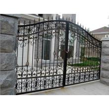 Горячая Продажа Дома Главный Вход Кованые Железные Ворота