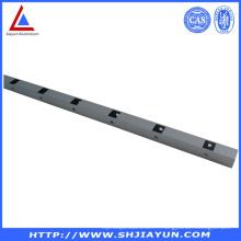 Profilé en aluminium 6063 extrudé avec ISO RoHS