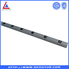 Perfil de alumínio extrudado 6063 com ISO RoHS