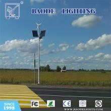 Заказной Ветер гибридный солнечный уличный свет