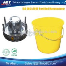 Molde de balde de água de plástico