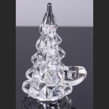 Porta Cristales Christamas Tree Tealight