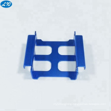 110T Stamping equipment stamped precision aluminum blue anodized RC car accessories parts
