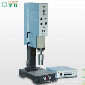 2016 Hot Selling High Quality Ultrasonics Plastic Welding Machine