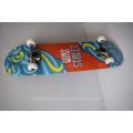 hochwertiges kundenspezifisches 9-faches Ahorn-komplettes Skateboard mit gutem Preis