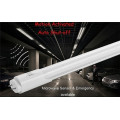 T8 18W Microwave Motion Activated LED Tube Light