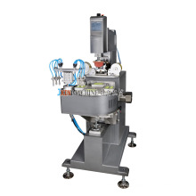 High Speed Rotation Pad Printing Machine with Self-Clean Rubber