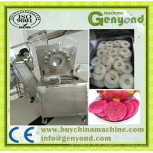 Máquina rebanadora de cebolla para la venta en China