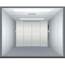 Одноподъездный автомобильный лифт с машинным помещением
