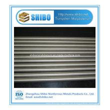 Haste do molibdênio da pureza alta da fonte da fábrica com preço competitivo e qualidade estável
