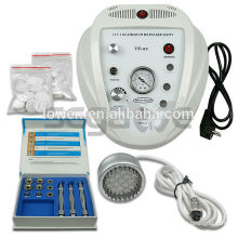 Máquina de Microdermoabrasão 2 em 1 para rejuvenescimento da pele