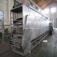 Secador de la cabina del secador de la correa de la cebolla