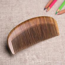 Peigne de cheveux magique en bois pas cher