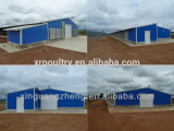 Steel structure poultry house QDXR14C-01F-01