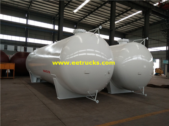 60 CBM LPG Gas Tanks