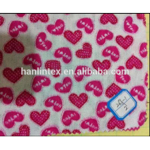 kinds of printing poly cotton canvas fabric in stock