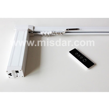 Cover-Receiver Remote Window Covering