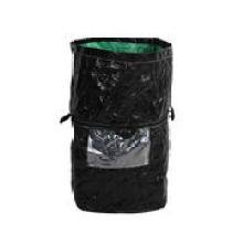 Sacos de lixo circulares com revestimento duplo