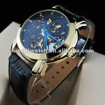 Fashion Automatic Watch, Men Stainless Steel Watches 15034