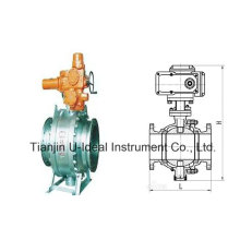 Fixed Type Electric Ball Valve