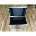 Алюминиевые ящики для инструментов со вставкой из пеноматериала