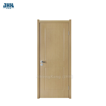 JHK Yellow Color MDF Filler PVC Door