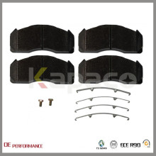 WVA 29125 Kapaco Wholesale Best Performance Brake Pads Manufacturer For Volvo Truck