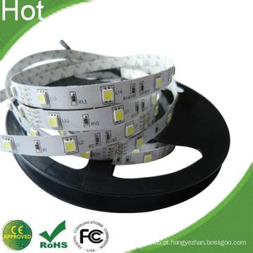 Tiras de luz LED para ambientes internos para uso externo Fita LED impermeável SMD LED 5050