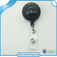 Customized Carabiner Retractable Badge Reel